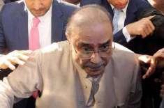 آصف علی زرداری کی بھی بیرون ملک جانے کی تیاریاں