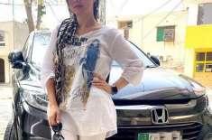 اداکارہ رابی پیرزادہ گرفتاری سے بال بال بچ گئیں