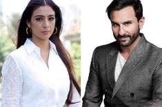 سیف علی خان اور تبوفلم' 'جوانی جانِ من'' میں ایک ساتھ نظر آئیں گے