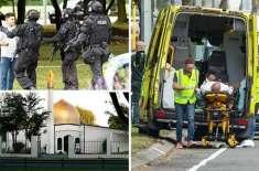سانحہ نیوزی لینڈ، دنیا بھر میں متاثرین سے اظہار یکجہتی کا سلسلہ جاری
