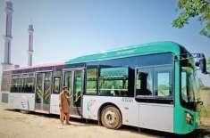 شہریوں کو بہترین سفری سہولت میں مزید جدت پیدا کی گئی ہے: ترجمان ٹرانس ..
