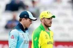 انگلش اور آسٹریلوی کرکٹ ٹیموں کے دورہ پاکستان کا امکان