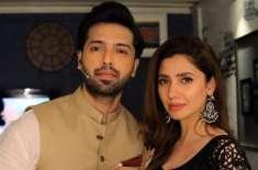 ماہرہ خان فہد مصطفیٰ کے ساتھ فلم'' قائد اعظم زندہ باد'' میں دکھائی ..