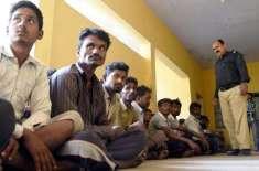 پاکستان کی جانب سے جذبہ خیر سگالی کے تحت مزید 100بھارتی ماہی کوکراچی ..
