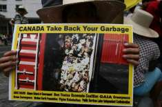 Canada Left 103 Tons Of Garbage At A Filipino Port — Now The Philippines Is Threatening War