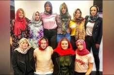 نیوزی لینڈ میں اسکارف کی مانگ بڑھ گئی