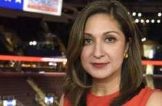 پاکستانی نژاد امریکی صحافی امریکا میں تاریخ رقم کرنے کیلئے تیار