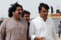 علی وزیر اور محسن داوڑ ایک اور مقدمہ میں بنوں  انسداد دہشت گردی عدالت ..