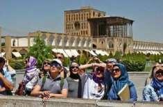 ایران میں گزشتہ سال 80 لاکھ غیر ملکی سیاحوں کی آمد
