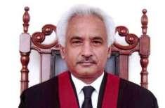 سپریم کورٹ کے نئے جج جسٹس قاضی محمد امین نے اپنے عہدے کا حلف اٹھالیا