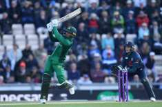 fakhar zaman scored Most runs in an ODI for Pakistan against England