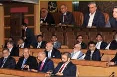 آرمی چیف نے سرمایہ کاروں کوملاقات میں باور کرایا کہ پاکستان کے جیوپولیٹکل ..