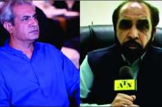 ن لیگی رہنما صدیق الفاروق کی تحریکِ انصاف رہنما عمر چیمہ سے بدتمیزی