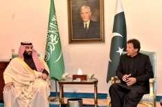 سعودی ولی عہد نے خود کو سعودی عرب میں پاکستان کا سفیر کہہ کر پاکستانی ..