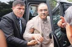 آصف زرداری کو جیل سے پمز اسپتال منتقل کرنے کا فیصلہ