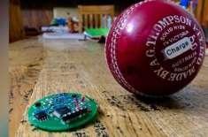 کرکٹ میں جدت لانے کے لیے اہم اقدام،اب گیند میں چپ نصب ہوگی