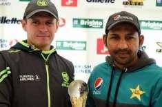 پاکستان میں کرکٹ کی واپسی کیلئے اپنا حصہ ڈالنا چاہتے ہیں، سربراہ آئرلینڈ ..