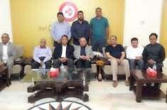 مجلسِ فخرِ بحرین برائے فروغِ اُردو بحرین کی سہ ماہی طرحی نشست
