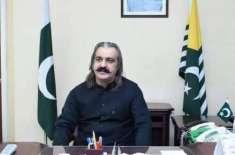 علی امین خان گنڈاپور کا مقبوضہ کشمیر میں کرونا کے بڑھتے کیسیز پر گہری ..