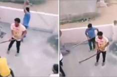 بھارتیوں کی انتہا پسندی، ہولی کے دن کرکٹ کھیلنے والے مسلمانوں کو تشدد ..