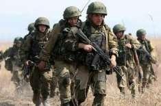 روسی افواج ترکی سرحد کی طرف روانہ ہوگئی