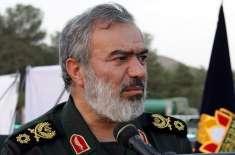 خلیج میں امریکی بحری جہاز ایران کے کنٹرول میں ہیں ' پاسداران انقلاب