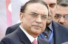 سابق صدر آصف علی زرداری کوکلفٹن کے نجی ہسپتال پہنچا دیا گیا،طبی معائنہ ..