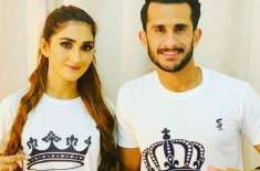 hasan ali and wife new pics viral