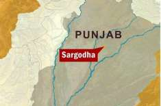 سرگودھا کے علاقہ شاہ پور کے تین خاندانوں میں قتل اقدام قتل کی دیرینہ ..