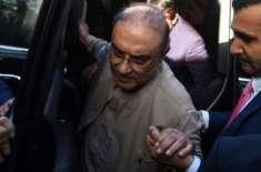ڈاکٹروں نے آصف زرداری کو فوری اسپتال منتقل کرنے کی تجویز دی ہے،سلیم ..