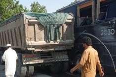مکہ کے قریب دو بسوں اور ٹرک میں تصادم، 18 زائرین زخمی