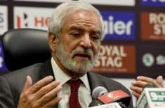 Ehsan Mani to chair ICC financial affairs committee