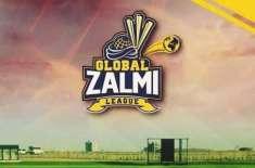 پاکستان سپر لیگ کے بعد پشاور زلمی کی گلوبل زلمی لیگ کی تیاریاں مکمل ..