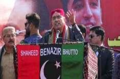 عمران خان کی حکومت 5سال نہیں نکال سکتی،آصف زرداری کا چیلنج