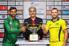 "Pakistan's ODI series against Australia will not be telecast in India as Sony Pictures Network (India) has cited ""scheduling .."