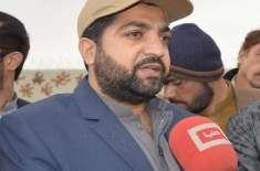 وزیرداخلہ بلوچستان کاسیلاب سے متاثر ہ علاقوں کا دورہ ،