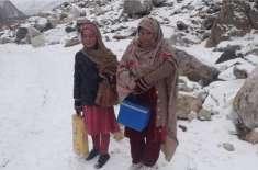 موسم کی شدت ملک کے35 اضلاع میں پولیو مہم بند
