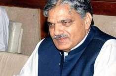 . پاکستان مسلم لیگ(ن) کا ساتھ دینا جرم بنا دیا گیا ہے'چوہدری برجیس طاہر
