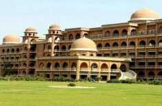 جامعہ پشاورمیں چارروزہ کتب دوستی کیمپ کاآغاز