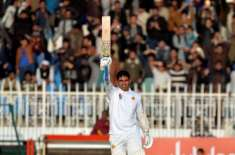 Abid Ali's desire to bat at Lord's remained unfulfilled I will play a great game against England, it is an honor to play ..