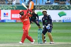 PSL 4: Islamabad united 158 runs target for Quetta Gladiators win