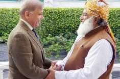 """""""مسلم لیگ (ن) ، مولانا فضل الرحمن کے دھرنے میں شرکت نہیں کرے گی"""": معروف .."""