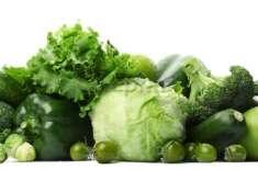 سبز رنگ کی سبزیاں اور پھل پھیپھڑے، سینے اور مادر رحم کے کینسر کے خلاف ..