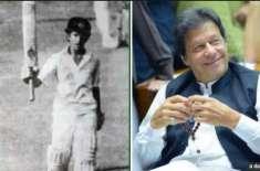 عمران خان کا اپنے نام سے منسوب سچن ٹنڈولکر کی تصویر پر ردِعمل