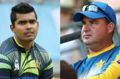Umar Akmal revaled what Mickey Arthur told him before selecting in ODI Squad