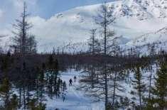 کینیڈا کی پولیس نے کئی ہفتوں سے برف میں محصور شخص کو بچا لیا