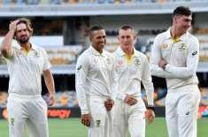 آسٹریلیا اور سری لنکا کے درمیان پہلا ٹیسٹ میچ کل سے شروع ہوگا