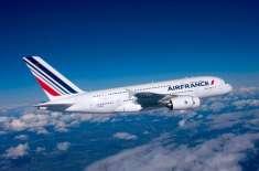 ائیر فرانس نے 11 سال بعد پاکستان کیلئے پروازیں بحال کرنے کا اعلان کردیا