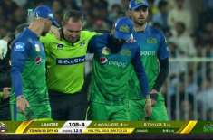 Qalandars suffer blow as Taylor ruled out of remaining PSL matches