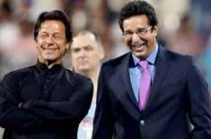 What Imran Khan did with Wasim Akram when he tried to eat burger
